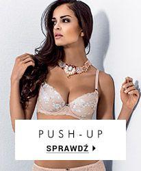 Biustonosze push-up