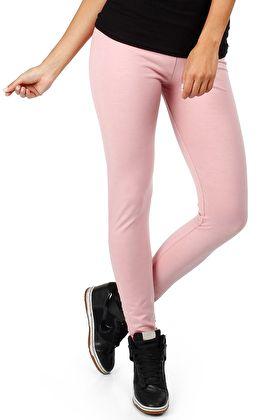 Spodnie MOE055 (różowy)