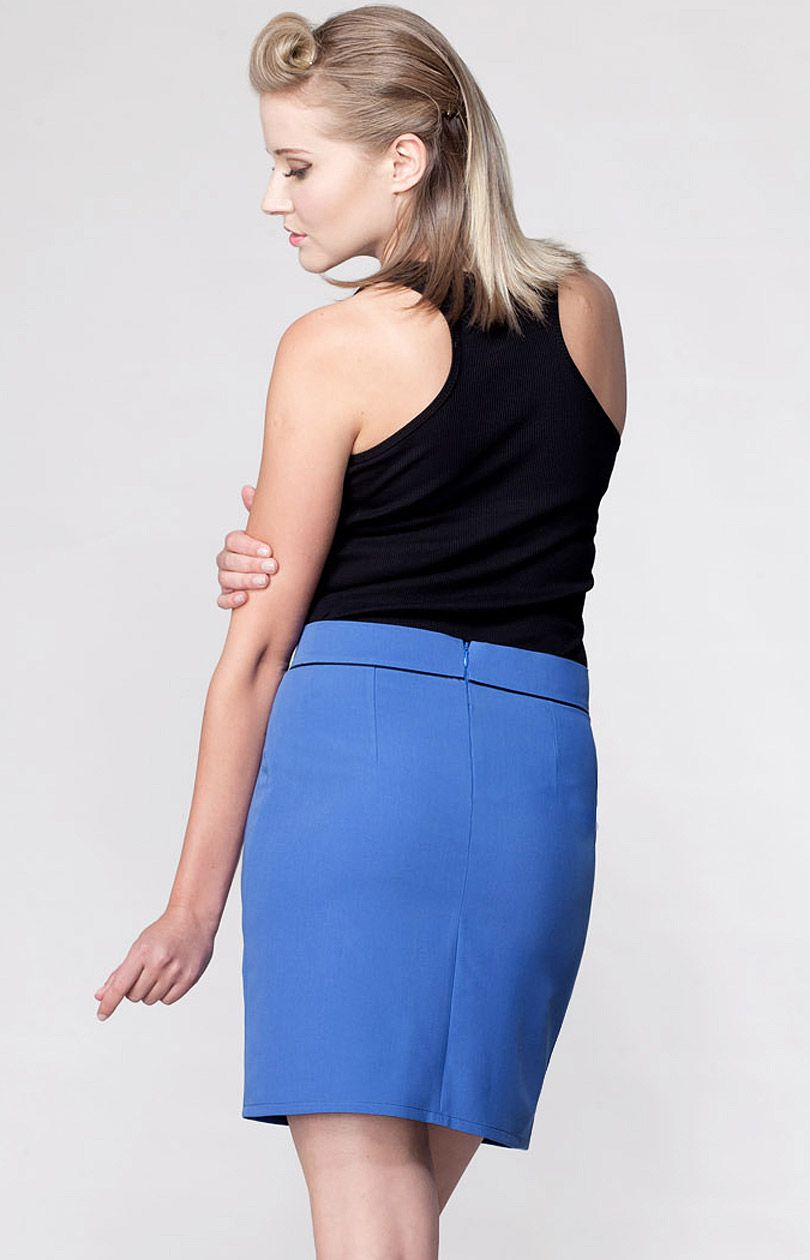 Colli spódnica - niebieski - Sklep OHSO.pl™ LUlNkuCS