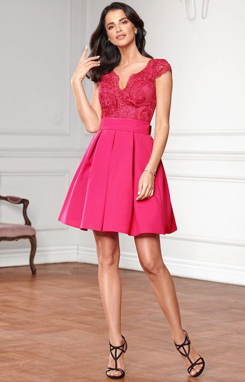 07d6fa73c5 Sukienka balowa 2139-07 - Sklep OHSO.pl™