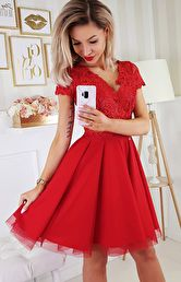 c21ad1eb81 Sukienki z koronką - sukienki koronkowe w różnych wzorach - Sukienki ...