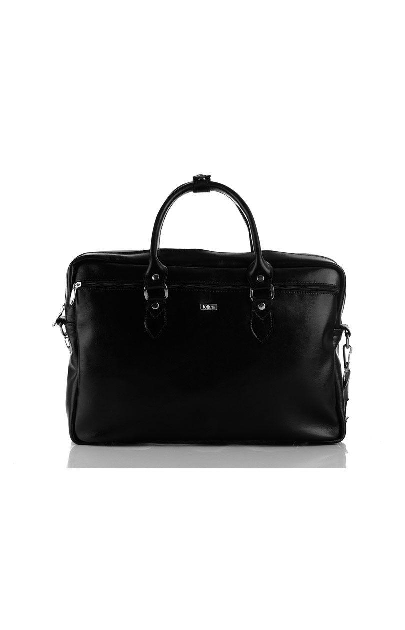 731cc95ca1f79 Marina skórzana damska torba na laptopa - Sklep OHSO.pl™