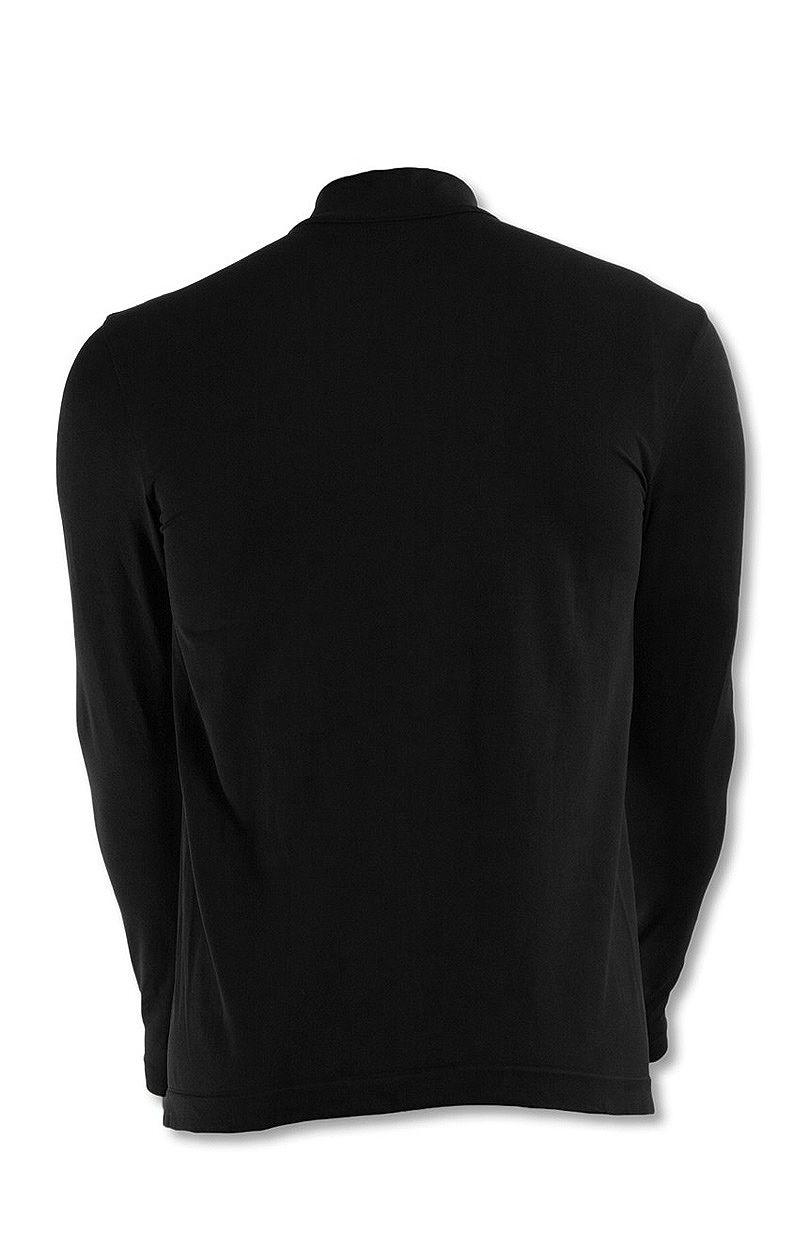 GAT T-shirt Classic Zip koszulka termoaktywna 2905S - czarny - Sklep OHSO.pl™ EWsNy4eF