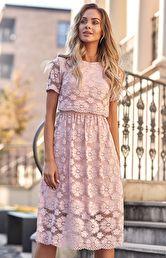 48a31758ba Sukienki z koronką - sukienki koronkowe w różnych wzorach - Sukienki ...