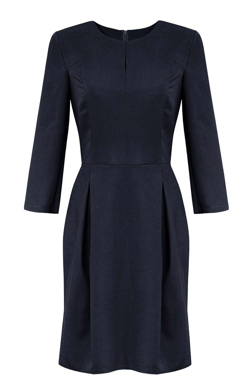 Sukienka s32 - czarny - Sklep OHSO.pl™ G32QKViz