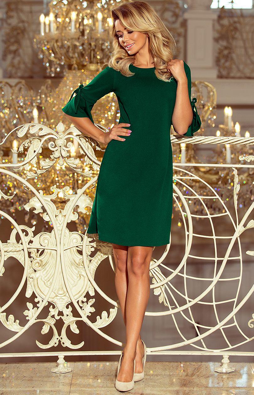 217-2 NEVA sukienka - zielony - Sklep OHSO.pl™ hBwnytMT