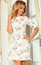 572ab46fa2 Sukienki z falbaną - modne sukienki z falbanami - Sukienki na sezon ...